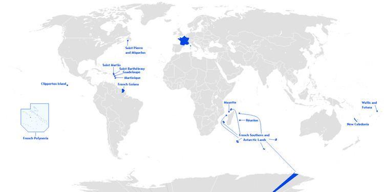 Overseas Territories of France (European Parliament constituency)