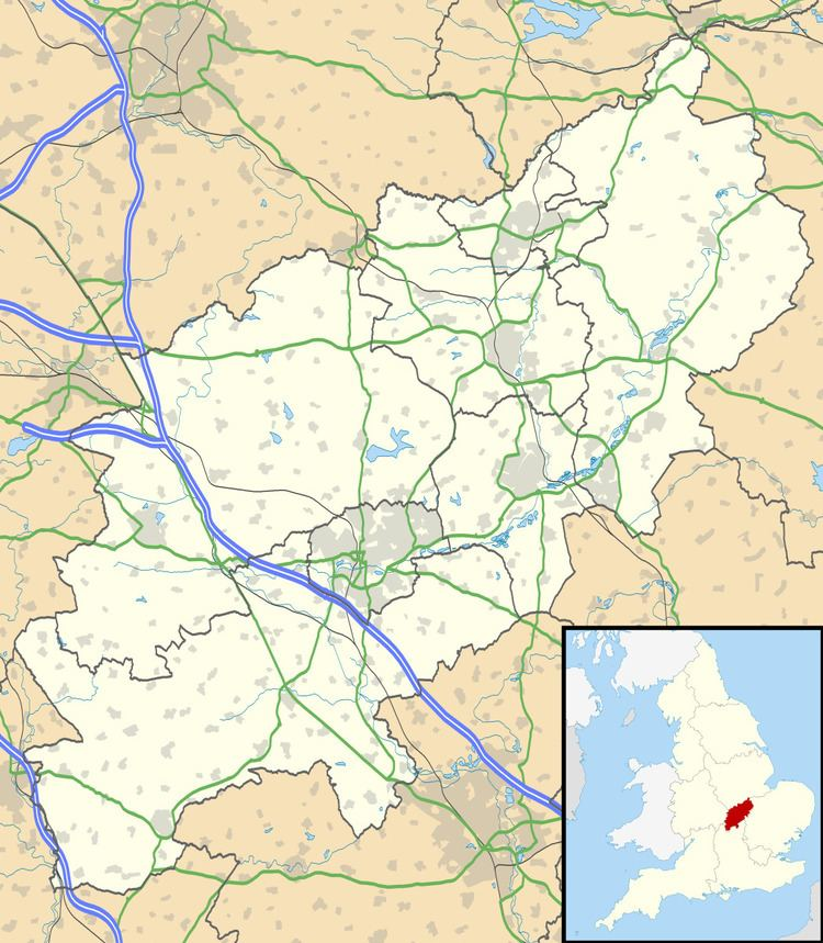 Overthorpe, Northamptonshire
