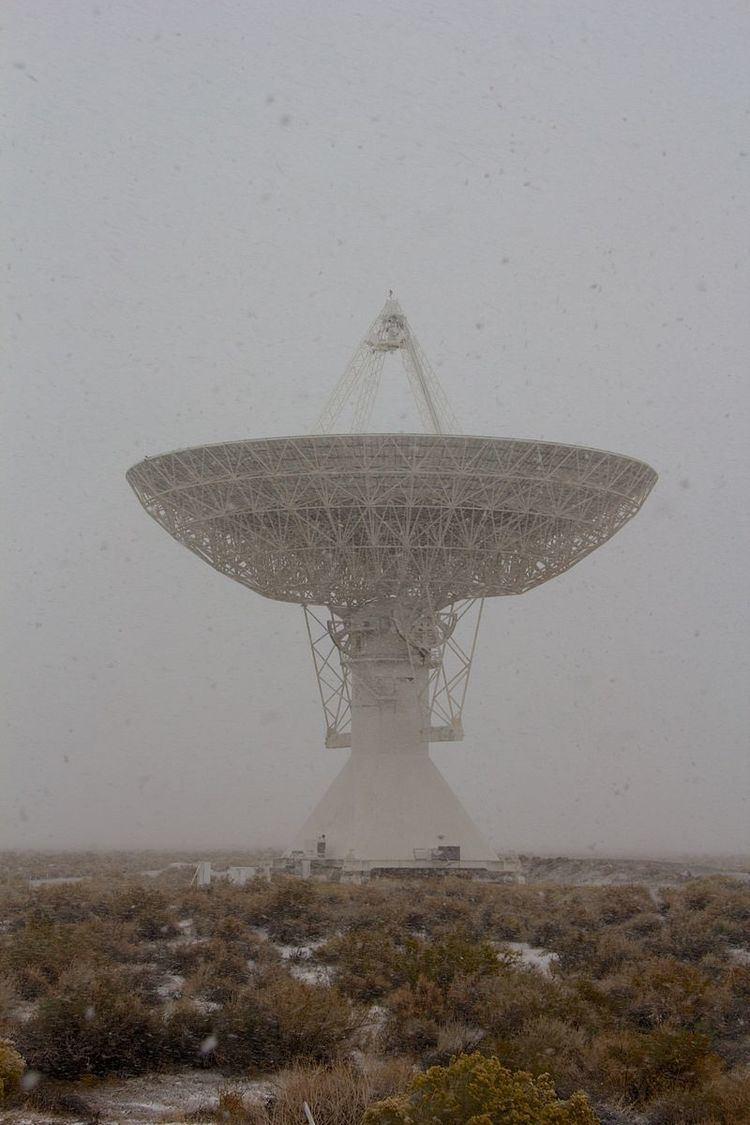 OVRO 40 meter Telescope