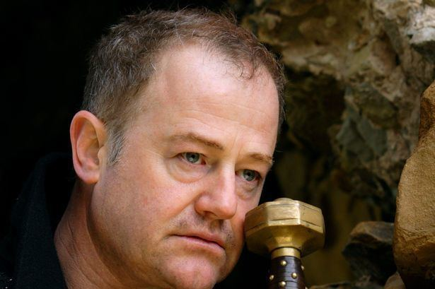 Owen Teale Clwyd Theatr Cymru in Mold stages Under Milk Wood to mark