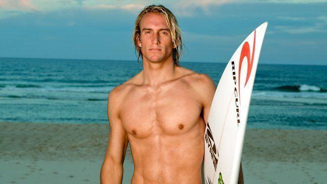 Bisexual surfer