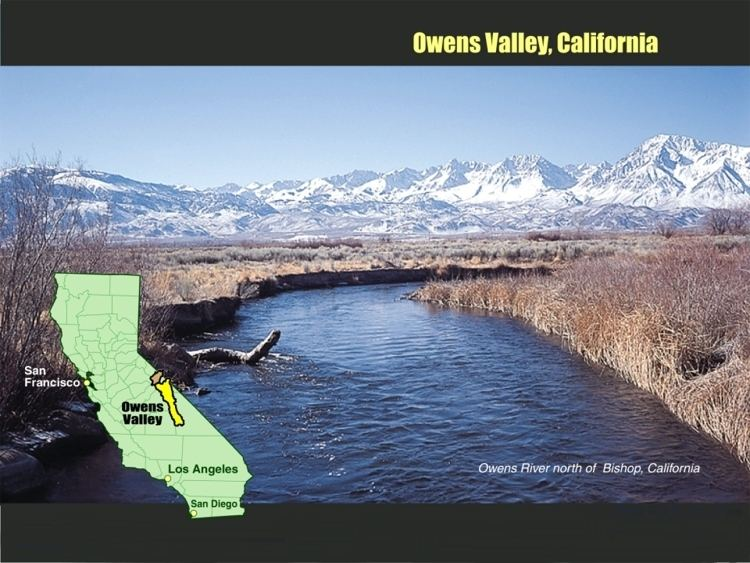 Owens Valley USGS CA Owens Valley Hydrogeology Overview