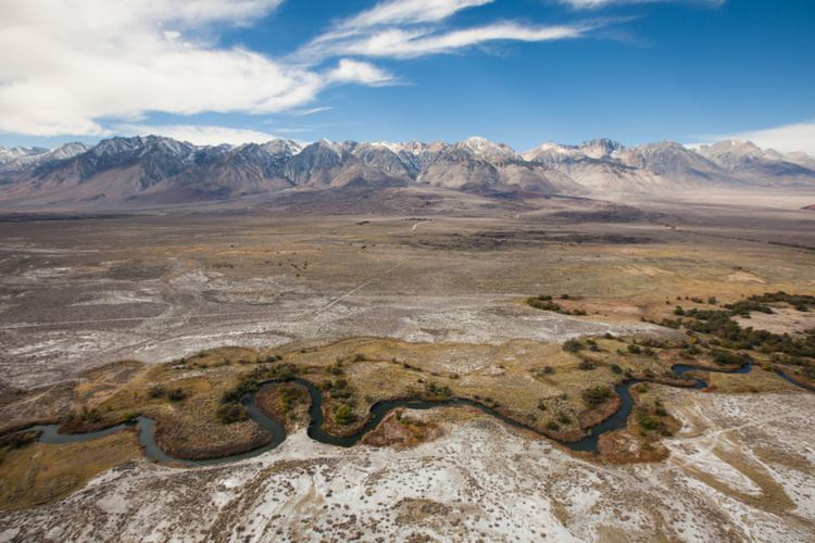 Owens Valley Take Two How the LA Aqueduct altered the Owens Valley environment
