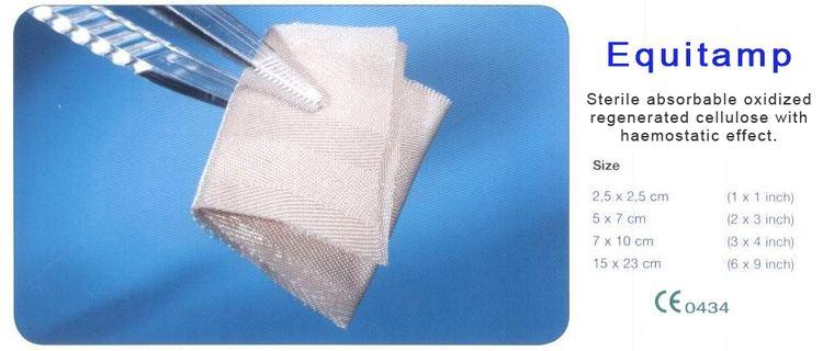 Oxidized cellulose Multisurge Haemostatic Agents