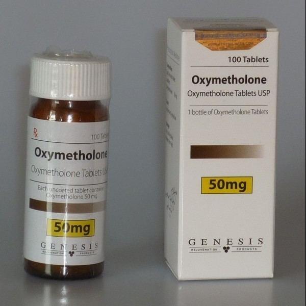 Oxymetholone Buy Oxymetholone Tablets Genesis 100 tabs50 mg Oxymetholone for sale