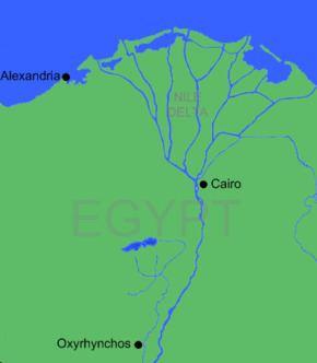 Oxyrhynchus Oxyrhynchus Wikipedia