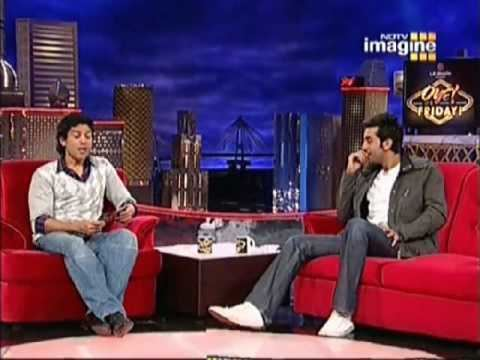 Oye! It's Friday! Oye It39s Friday ft Ranbir amp Rishi Kapoor Jan30 2009 Episode pt 15