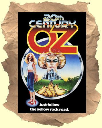 Oz (1976 film) OZ ROCK N ROLL ROAD MOVIE Buy it on DVD Widescreen