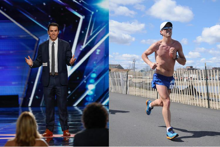 Oz Pearlman The Mentalist Marathoner Appears on 39America39s Got Talent