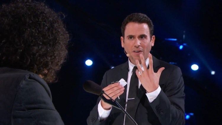 Oz Pearlman America39s Got Talent 2015 S10E10 Judge Cuts Oz Pearlman Mentalist