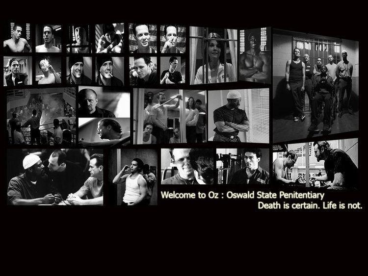 Oz (TV series) OZ TV SHOW Wallpaper by 06lewkow on DeviantArt