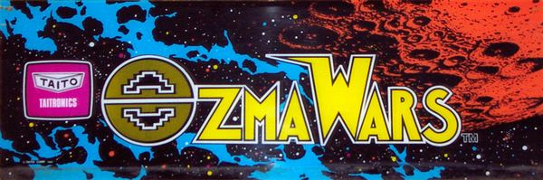 Ozma Wars Ozma Wars Videogame by SNK