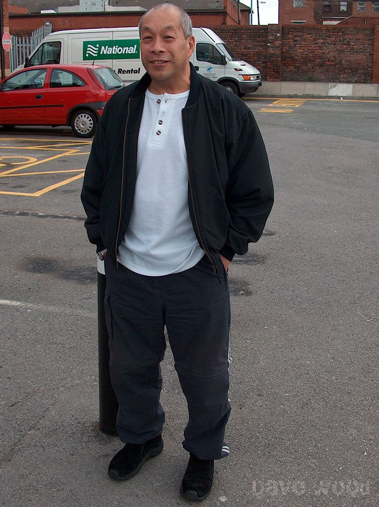 Ozzie Yue Liverpool Actor Ozzie Yue Dave Wood Flickr