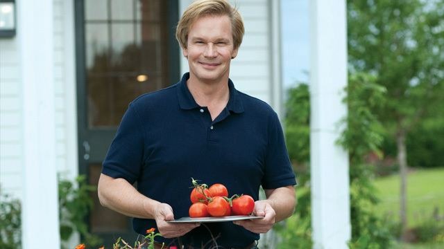 P. Allen Smith P Allen Smiths Garden to Table Shows PBS Food