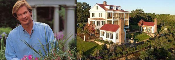 P. Allen Smith P Allen Smith Hosts Garden2Blog Event Urban Gardens