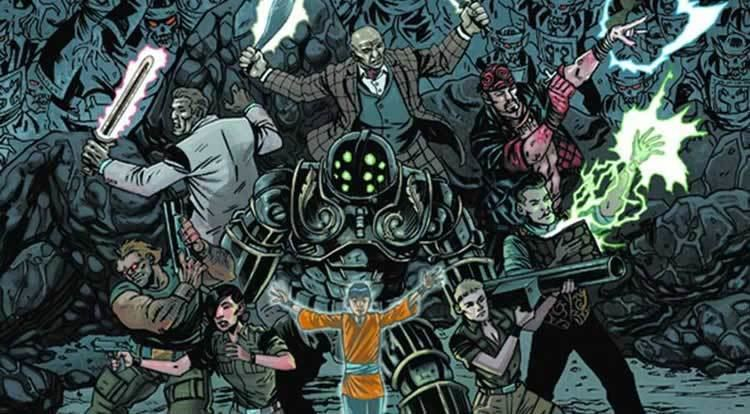P. J. Holden Wayne39s Comics Podcast 162 PJ Holden