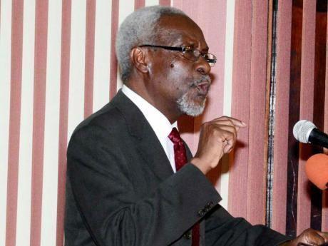 P. J. Patterson PJ urges tolerance Former prime minister calls for understanding