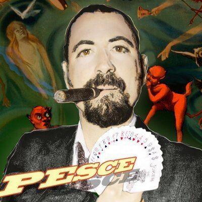 P. J. Pesce PJ Pesce cappados Twitter