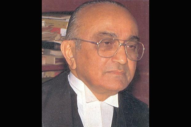P. N. Bhagwati Justice PN Bhagwati former chief justice of India dies at 95