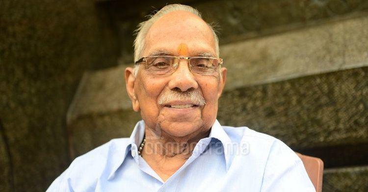 P. Parameswaran Hindu nationalist wave sweeping Kerala P Parameswaran bjp kerala