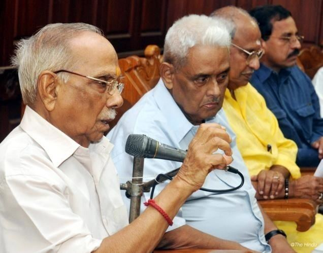 P. Parameswaran Holy Hell Ignites Mass Movement In Kerala