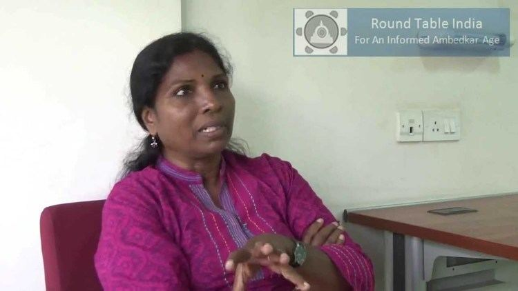 P. Sivakami An interview with P Sivakami Part I YouTube