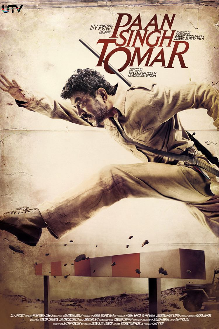 Paan Singh Tomar (film) wwwgstaticcomtvthumbmovieposters8035328p803