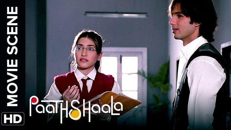 Shahids first day at school Paathshaala Movie Scene YouTube