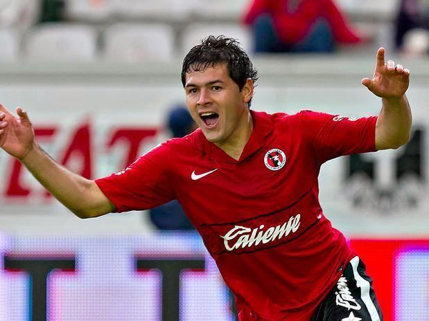 Pablo Cesar Aguilar Pablo Csar Aguilar transferido al Club Amrica