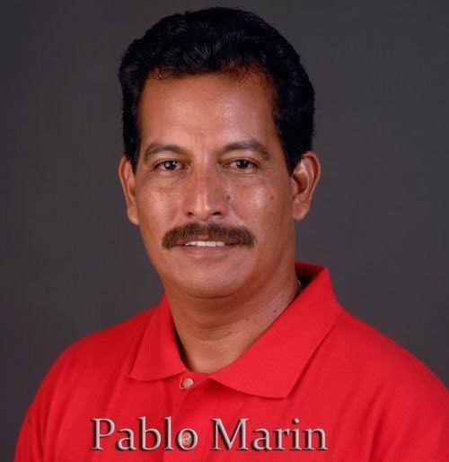Pablo Marin Hon Pablo Marin wins prestigious UN Award Ambergris Caye Belize