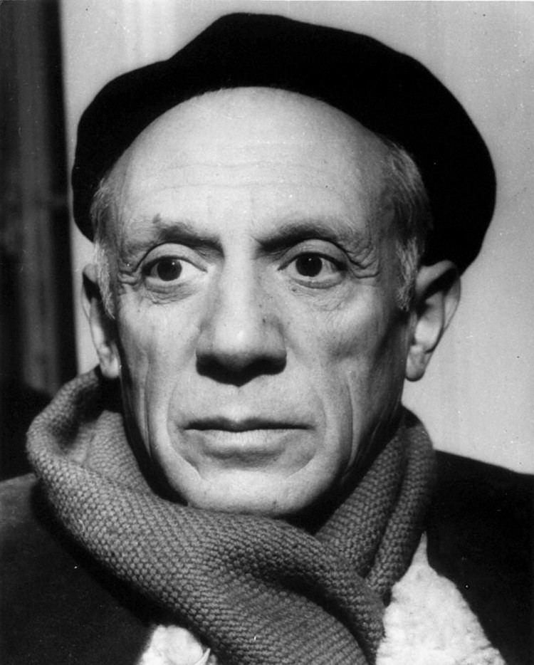 Pablo Picasso jer 25oktobra 1881 Okular