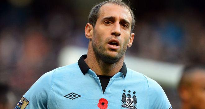 Pablo Zabaleta Pablo Zabaleta Manchester City39s Spartan In Blue The