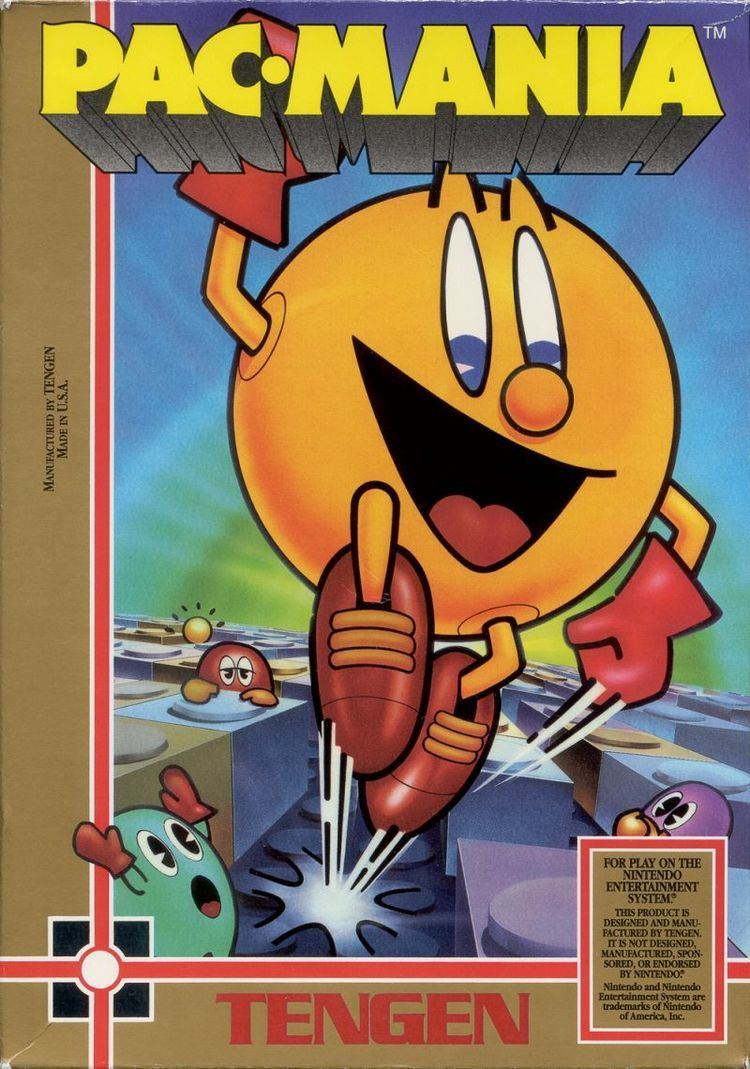 Pac-Mania wwwmobygamescomimagescoversl19471pacmania