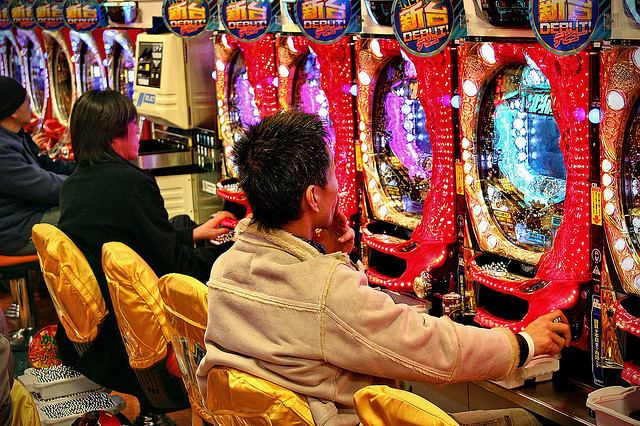 Pachinko Play a Game of Pachinko in Japan Bucket List Journey