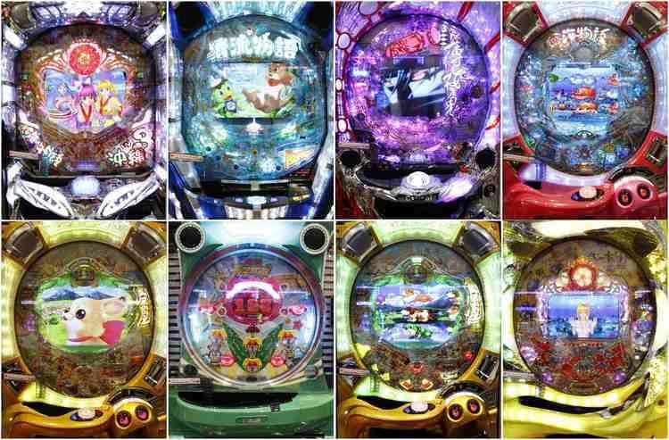Pachinko Pachinko parlors bet on tidiness to reverse decline The Japan Times