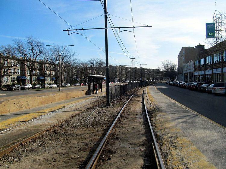Packards Corner (MBTA station)