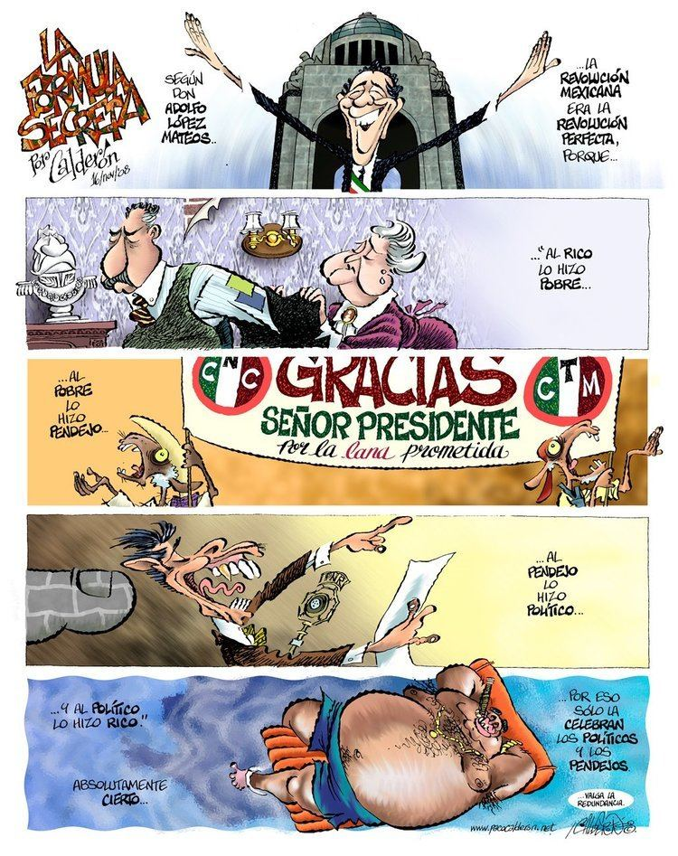 Paco Calderón Historietas de Paco Caldern CineTele
