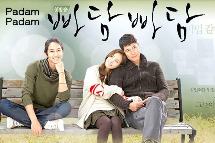 Padam Padam... The Sound of His and Her Heartbeats PADAM PADAM Korean Drama review