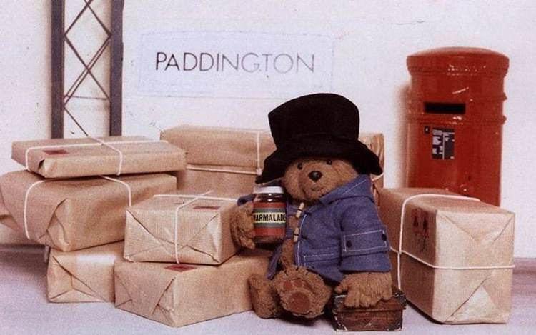 Paddington (1975 TV series) Paddington Bear 13 things you didn39t know Telegraph