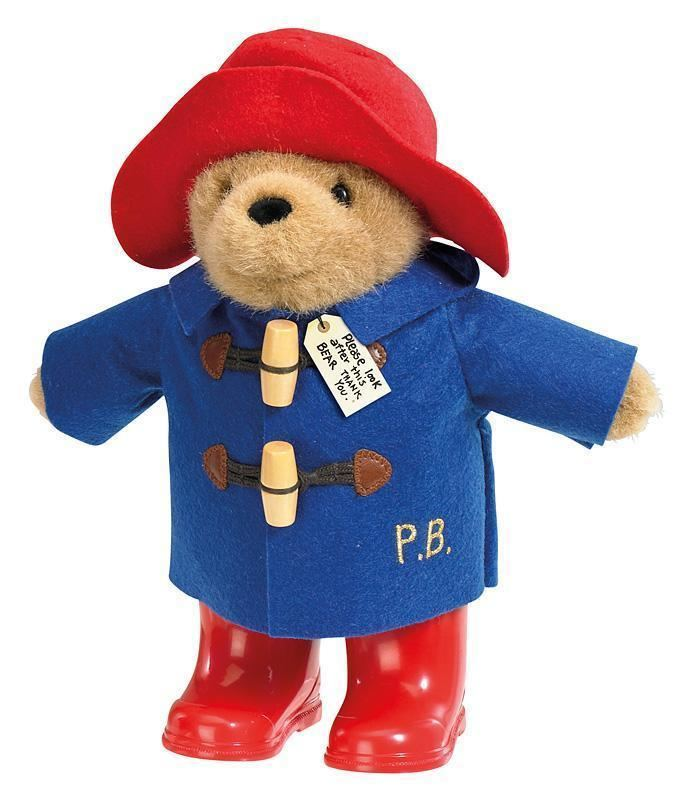 Paddington Bear Paddington Bear Classic Paddington with Bootsby Rainbow Designs