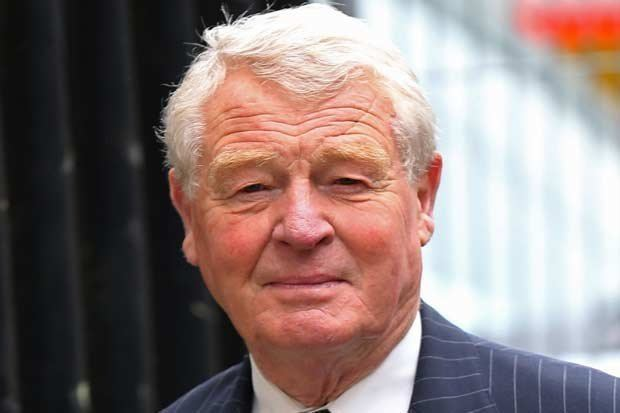 Paddy Ashdown Paddy Ashdown I39m depressed and ashamed after Syria vote