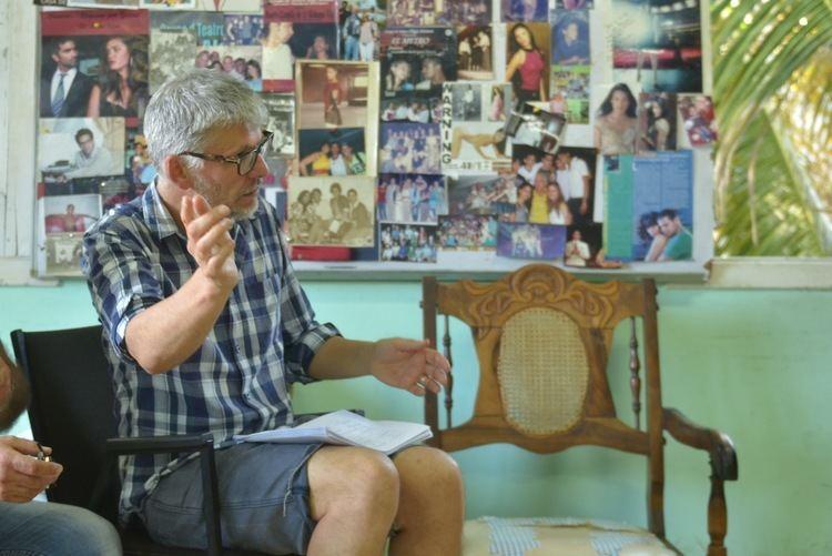 Paddy Breathnach Viva Director Paddy Breathnach on Making an Irish Film in Cuba and