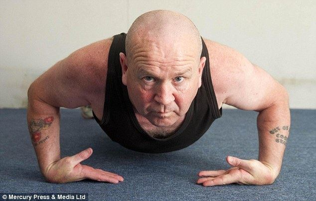 Paddy Doyle Former paratrooper Paddy Doyle holds 63 Guinness records