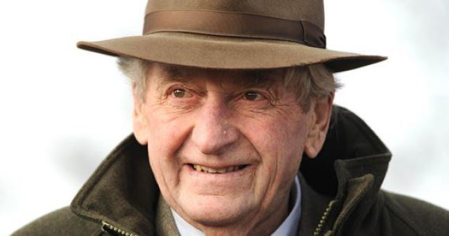 Paddy Mullins The trailer for a new Paddy Mullins documentary looks fantastic