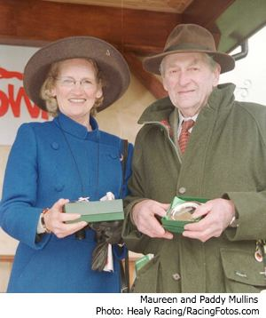 Paddy Mullins Great Racing Families The Mullins dynasty Topics Willie Mullins