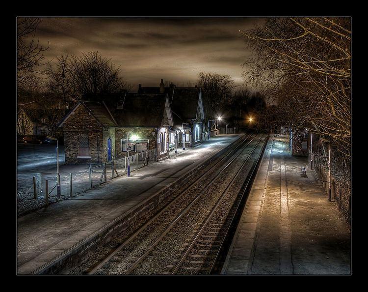 Padgate railway station