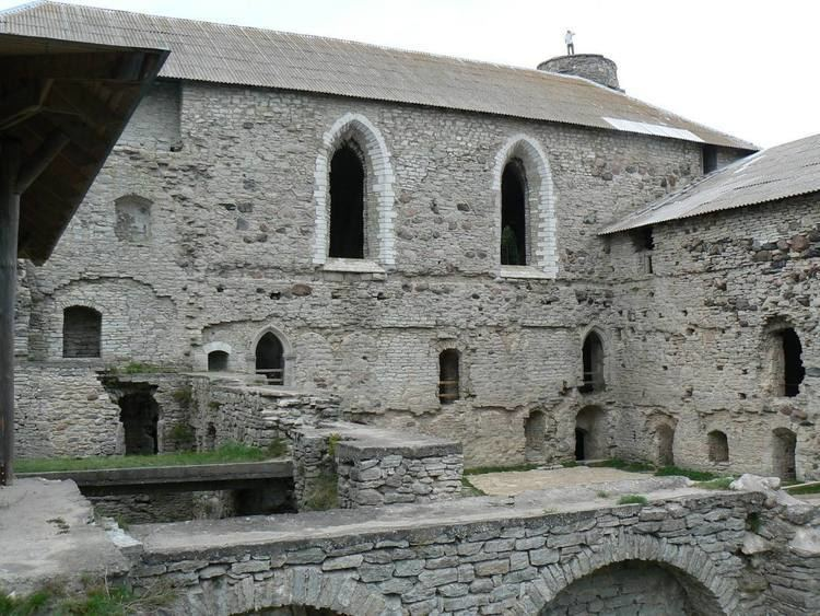Padise Abbey