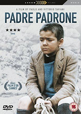 Padre Padrone Padre Padrone 1977 DVD Amazoncouk Paolo Taviani Vittorio