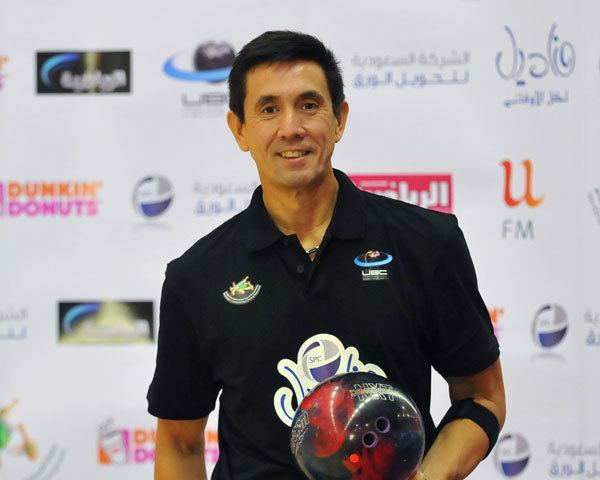 Paeng Nepomuceno abfonlineorg powered by ASIAN BOWLING FEDERATION