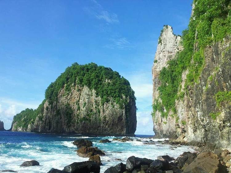 Pago Pago Google Map of Pago Pago Tutuila American Samoa Nations Online